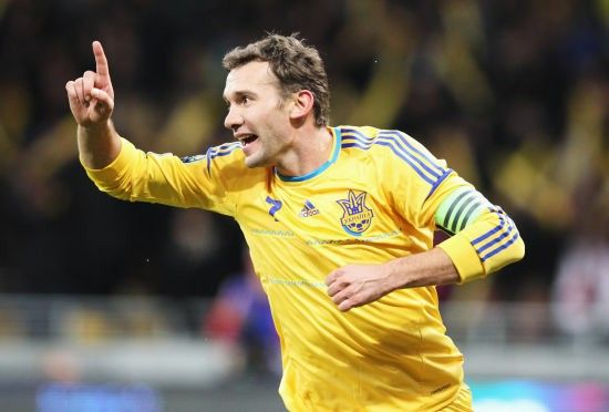 Shevchenko Starts His New Life after Retirement