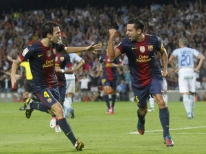 Barça Struggled Hard for A Victory Against Granada